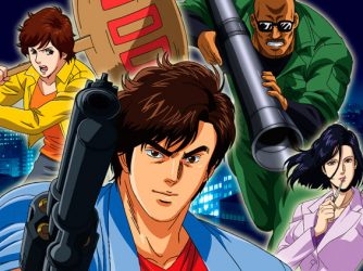 Nostalgia City Hunter Dalam Kepingan DVD
