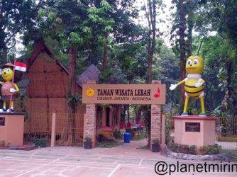 Taman Wisata Lebah Pramuka: Rekreasi Edukatif Gratisan di Cibubur