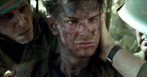 Akting Andrew Garfield di Hacksaw Ridge nggak terbantahkan kerennya.