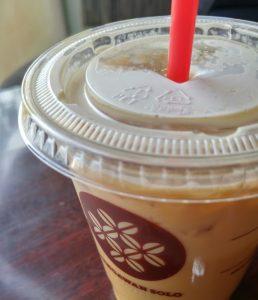 Penampakan terkini Kopi Vietnam Bengawan Solo Coffee.