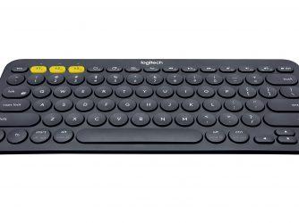 Logitech K380: Keyboard Bluetooth yang Nyaman dan Bisa Digunakan di Tiga Perangkat Sekaligus