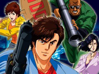 Nostalgia City Hunter Dalam Kepingan DVD
