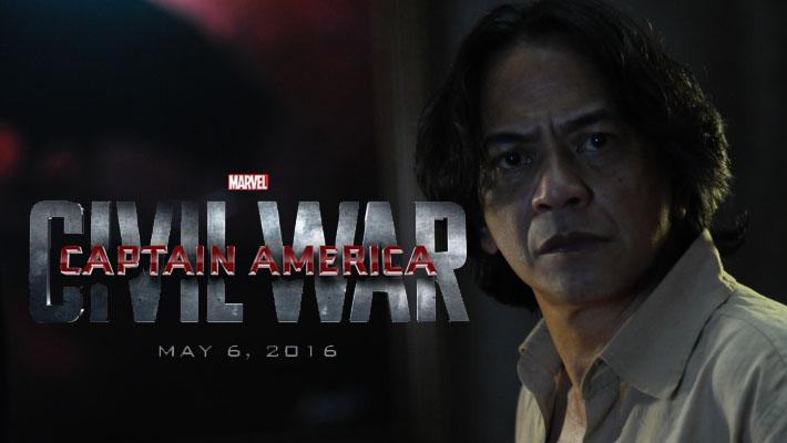 Memandang Positif Kegagalan Ray Sahetapy Tampil di Captain America: Civil War