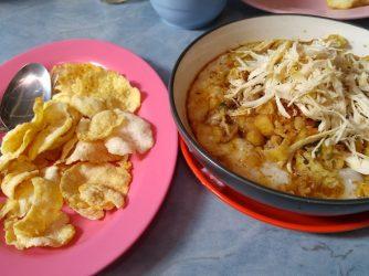 Top 77: Warung Bubur Ayam Khas Bandung di Tengah Tomang